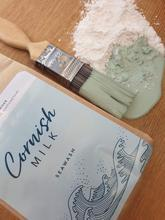 Cornish Seawash Powder, Texture Effect For Cornish Milk Mineral PaintCornish Milk Mineral PaintPaint