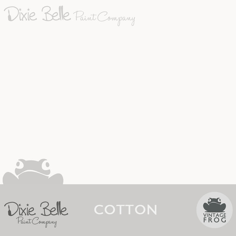 Cotton, Dixie Belle, Furniture PaintDixie Belle, Furniture PaintPaint