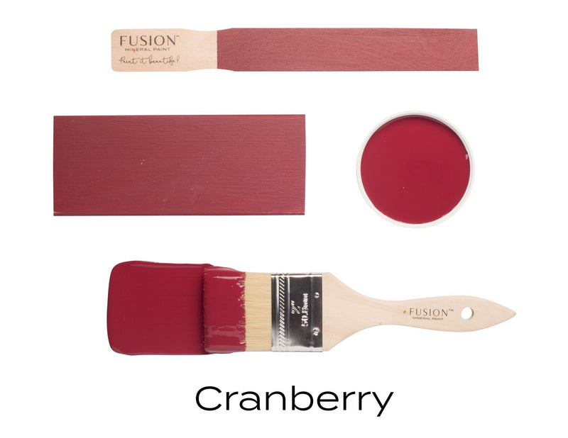 Cranberry, Fusion Mineral PaintFusion™Paint