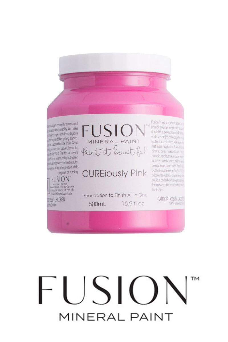 Curiously Pink, Fusion Mineral PaintFusion™Paint