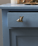 Forest Fawn Knob Left, Brass Cabinet Handle, Furniture DecorDoing GoodsCabinet Handles