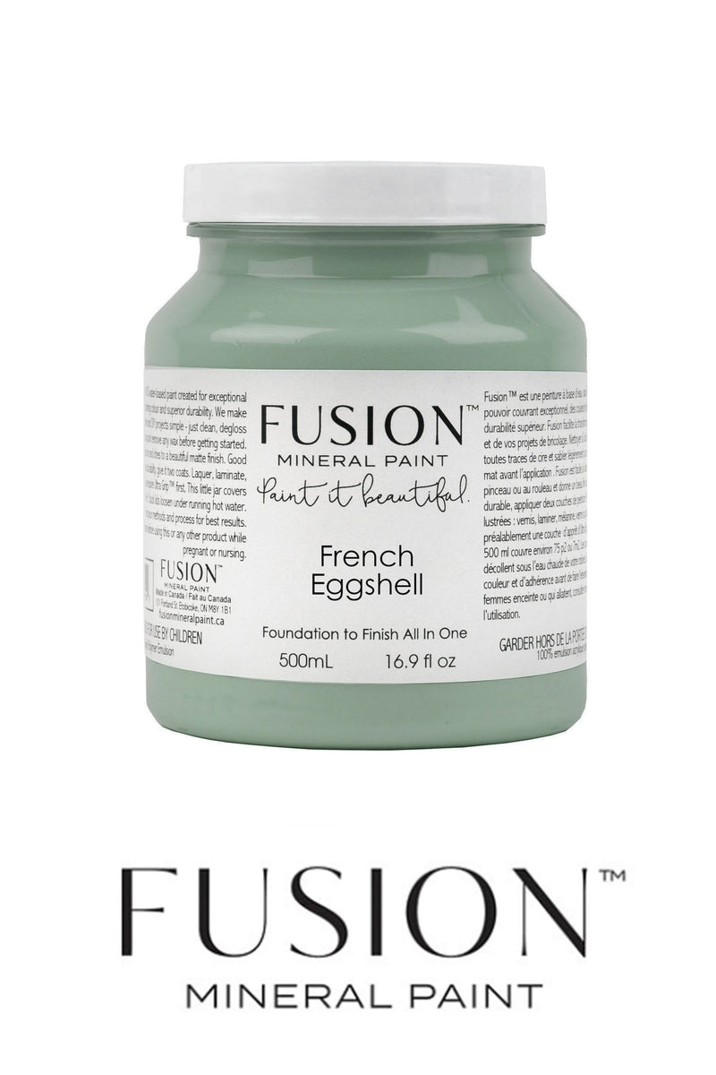 French Eggshell, Fusion Mineral PaintFusion™Paint