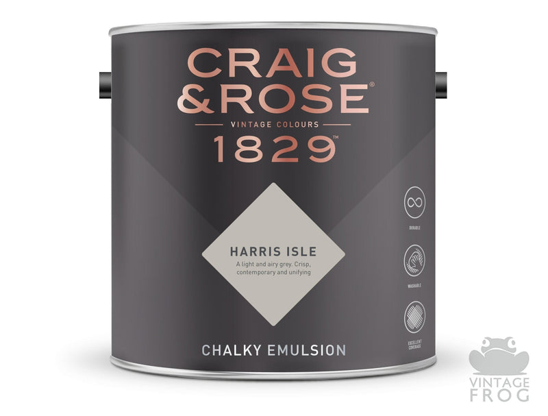 Harris Isle, Craig & Rose Paint, 1829 Vintage CollectionCraig & RosePaint