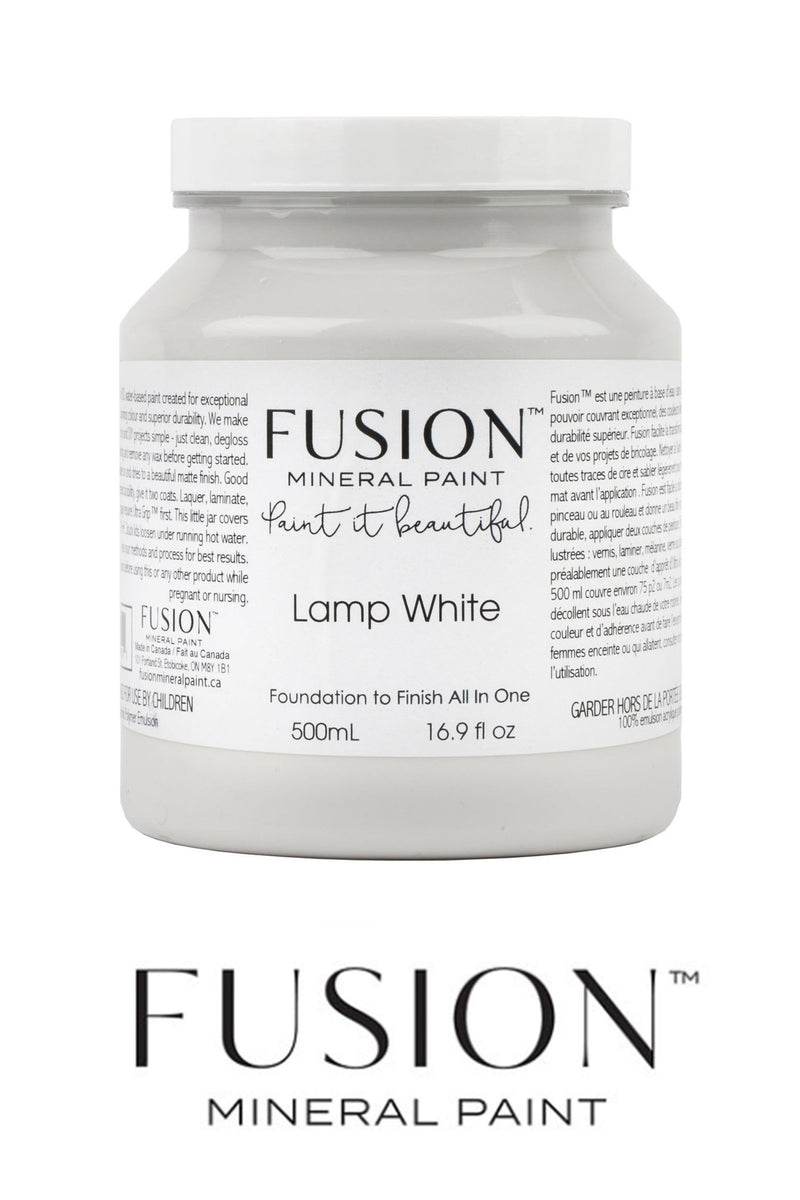 Lamp White, Fusion Mineral PaintFusion™Paint
