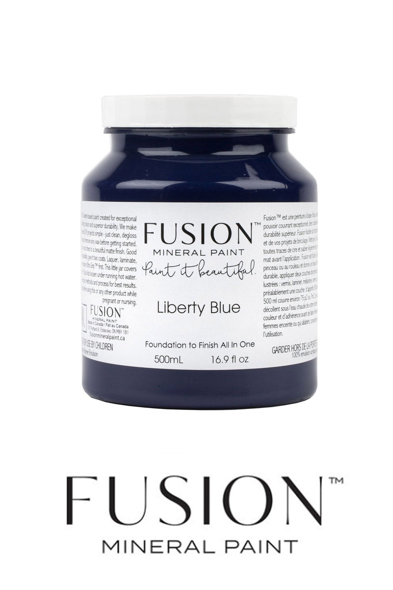 Liberty Blue, Fusion Mineral PaintFusion™Paint