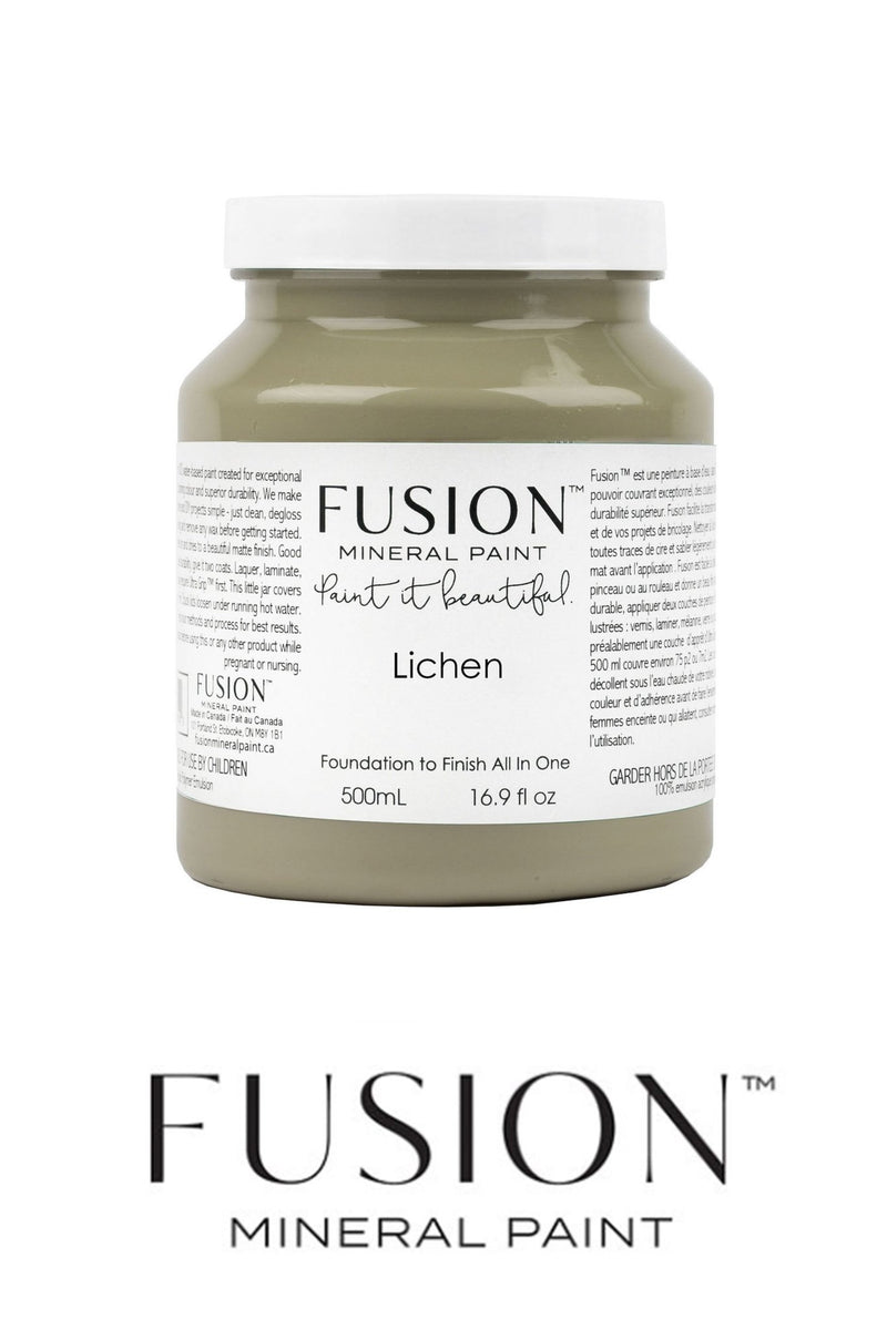 Lichen, Fusion Mineral PaintFusion™Paint