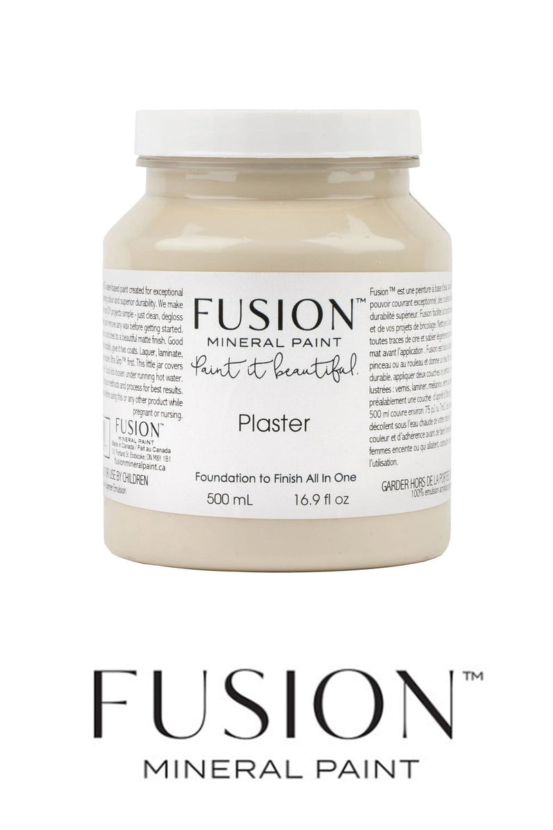 Plaster, Fusion Mineral PaintFusion™Paint