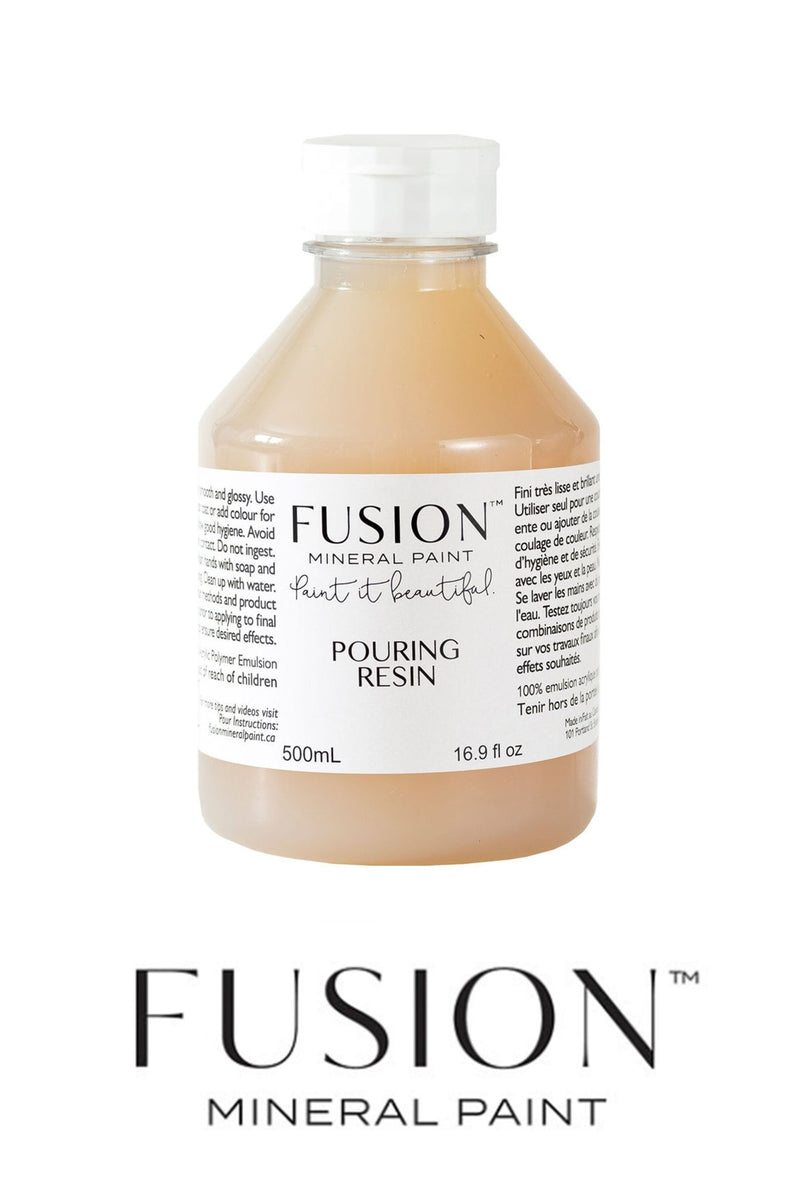 Pouring Resin, Fusion Mineral Paint - 500mlFusion™Paint