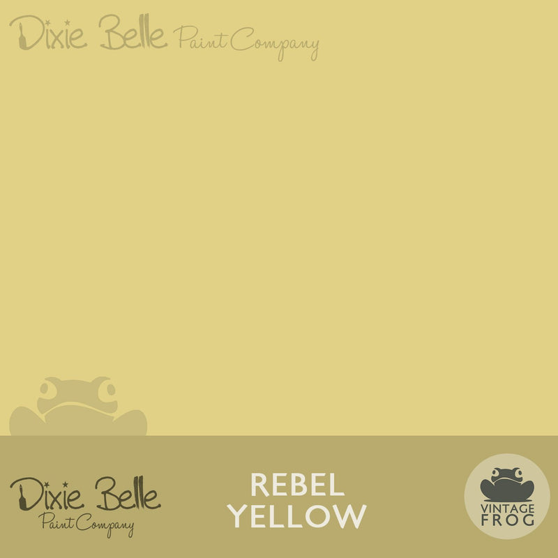 Rebel Yellow, Dixie Belle, Furniture PaintDixie Belle, Furniture PaintPaint