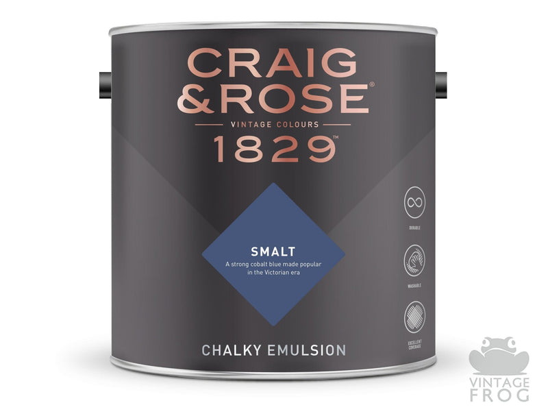Smalt, Craig & Rose Paint, 1829 Vintage CollectionCraig & RosePaint