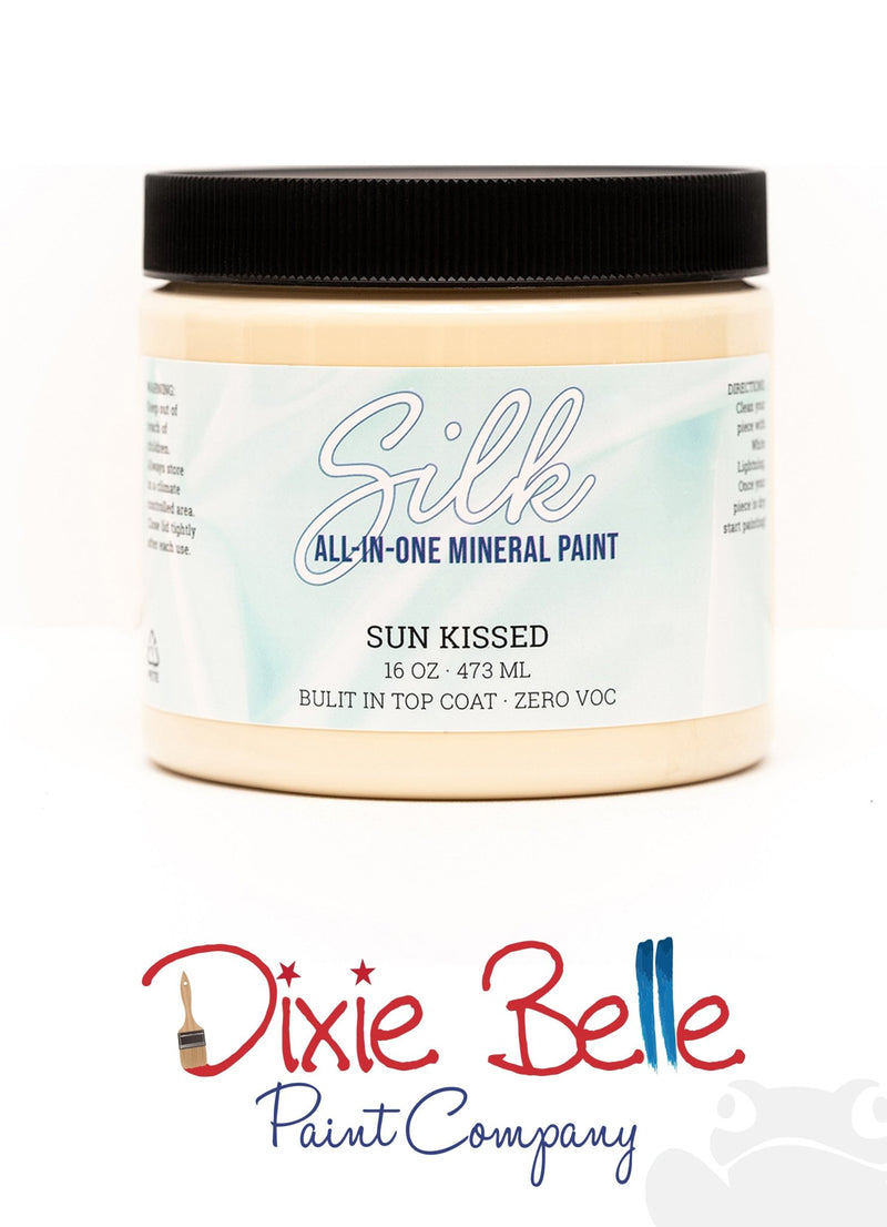 Sun Kissed, Silk All-In-One Mineral Paint, Dixie Belle Furniture PaintDixie Belle, Furniture PaintPaint