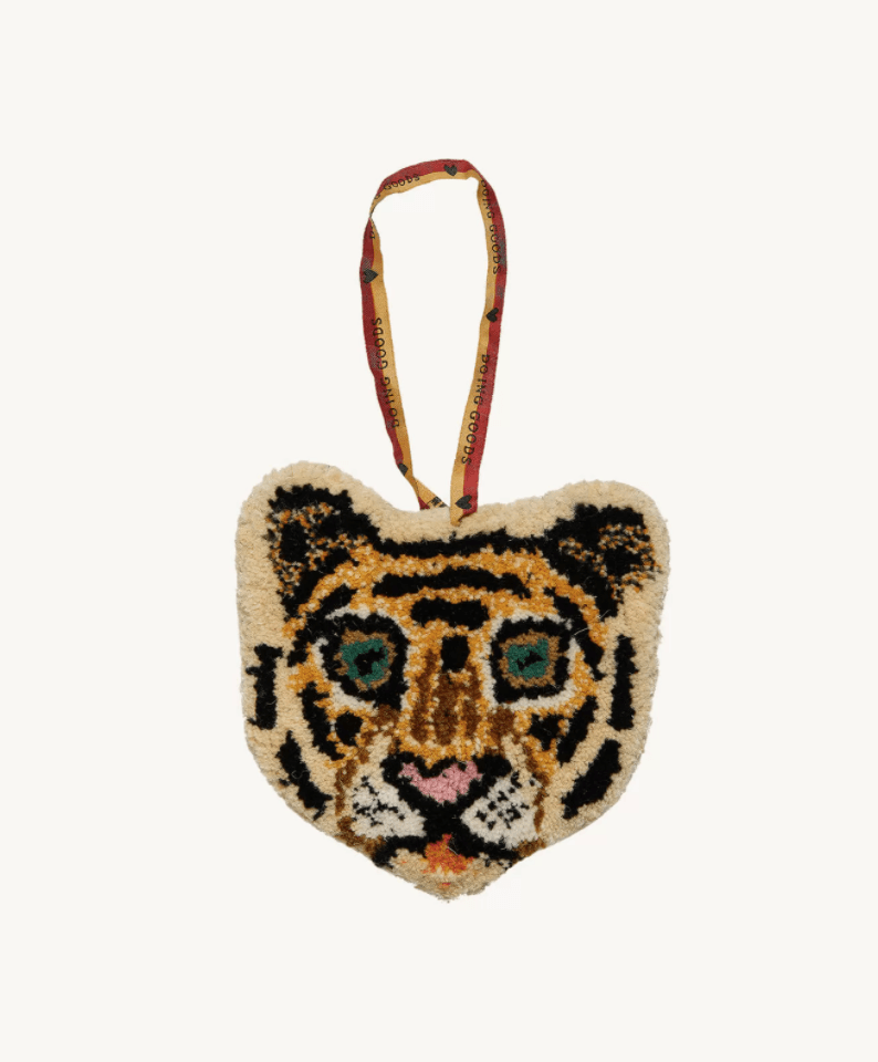 Tiger Cub Hanger, Door and Wardrobe Door Hanging Decoration With PocketDoing GoodsDecor