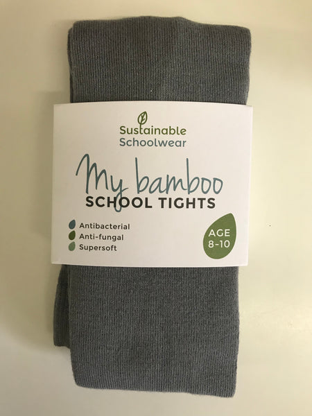Bamboo Grey Tights