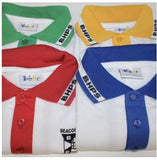 Sports Polo Shirts - Cotton DISCONTINUED