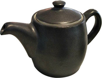 CLASSIC HAND MADE CERAMIC TEA POT 250 ML - 3 COLORS AVAILABLE