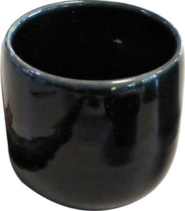 MODERN CERAMIC HAND MADE BLACK TEA CUP