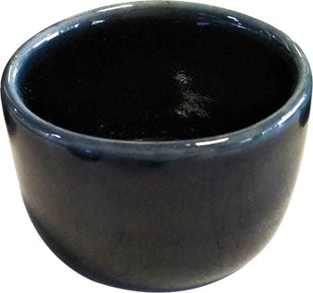MODERN ROUND CERAMIC HAND MADE BLACK TEA CUP