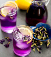 Load image into Gallery viewer, lemongrass-butterfly-pea-25-tea-bags-$14.99