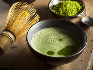 Super Hero Matcha