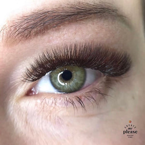 DARK BROWN COLOR .07mm MIX Tray - Lana Beauty Academy