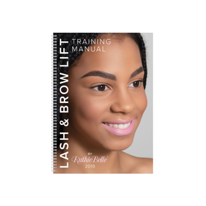 Lash & Brow Lift training manual