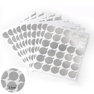 Eyelash disposable glue stickers 150pcs - Lana Beauty Academy