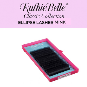 0.15 Ellipse Mink Lashes by Ruthie Belle - Lana Beauty Academy