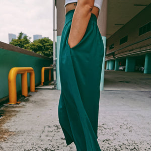 Huat Pants 2.0 Emerald Green