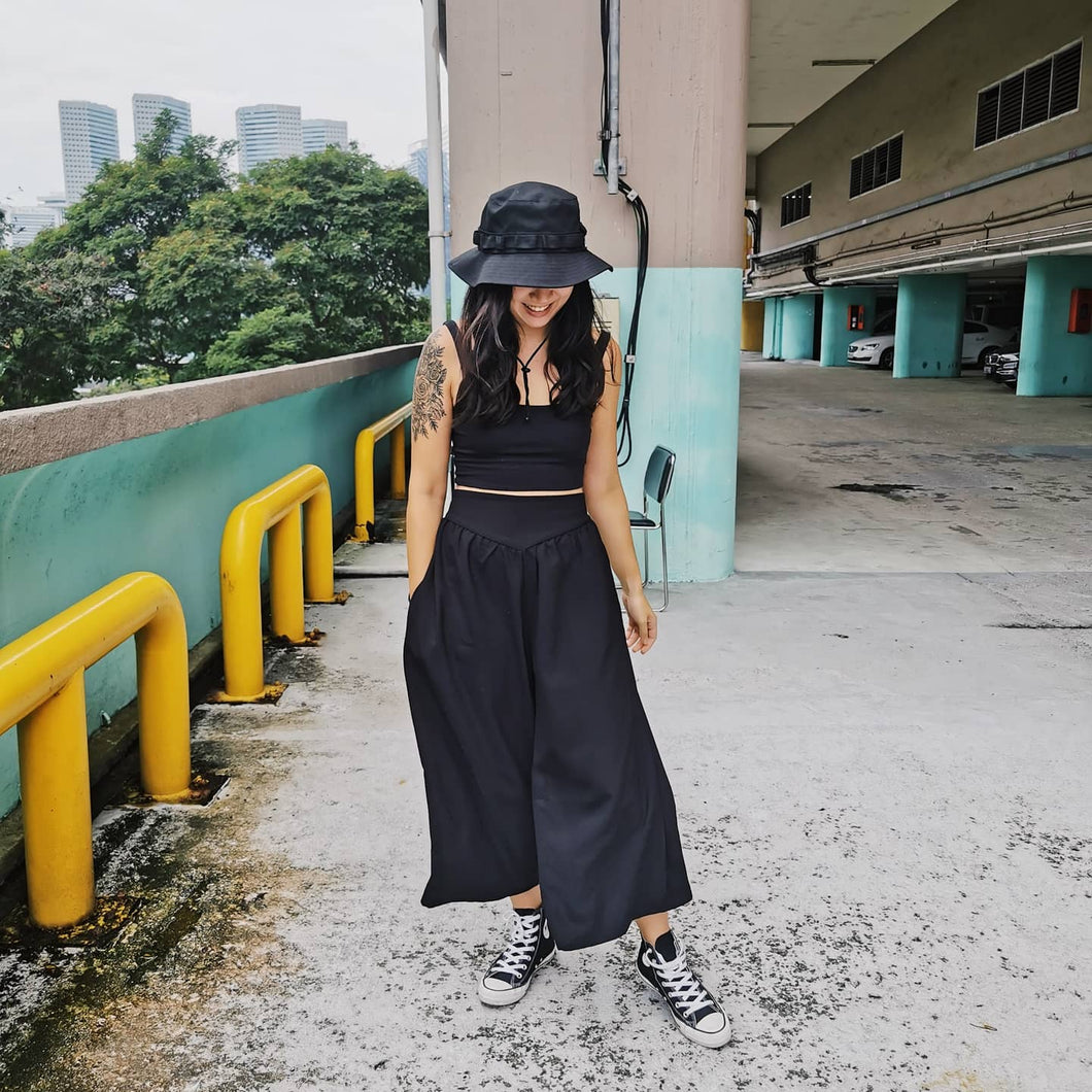 Huat Pants 2.0 Basic Black