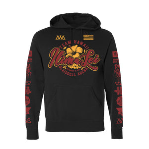 """Ilima Team Hawaii"" Hoodie Inverse Exclusive"