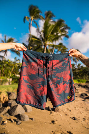Battle Tested Boardshort