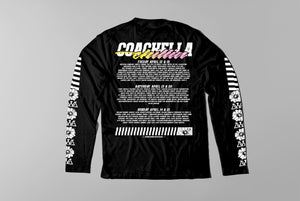 Coachillin Long Sleeve Tee