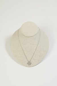 Designer inspired Sterling Silver Necklace