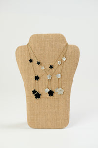 Designer inspired 3 Tiered Necklaces