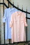 Greece Linen Shirt Dress