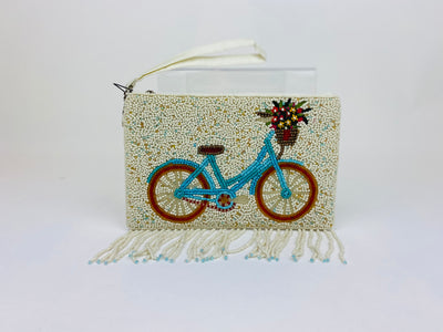 Designer inspired beaded cell phone bags: Perfect for al size phones!