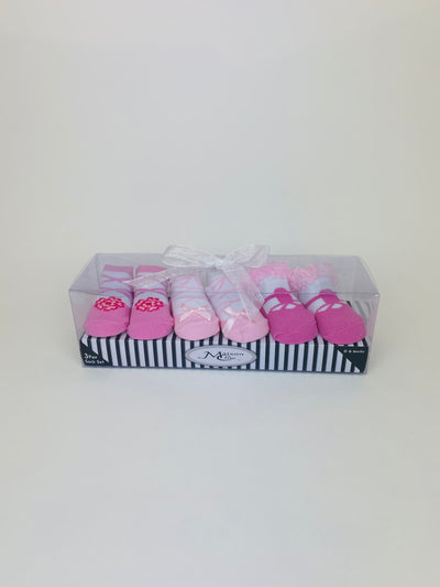 Maison Chic Baby Socks