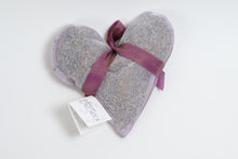 Load image into Gallery viewer, Lavender Sachet - Heart Shape