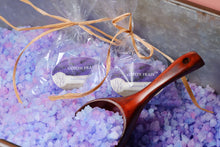 Load image into Gallery viewer, Lavender bath salts by the scoop