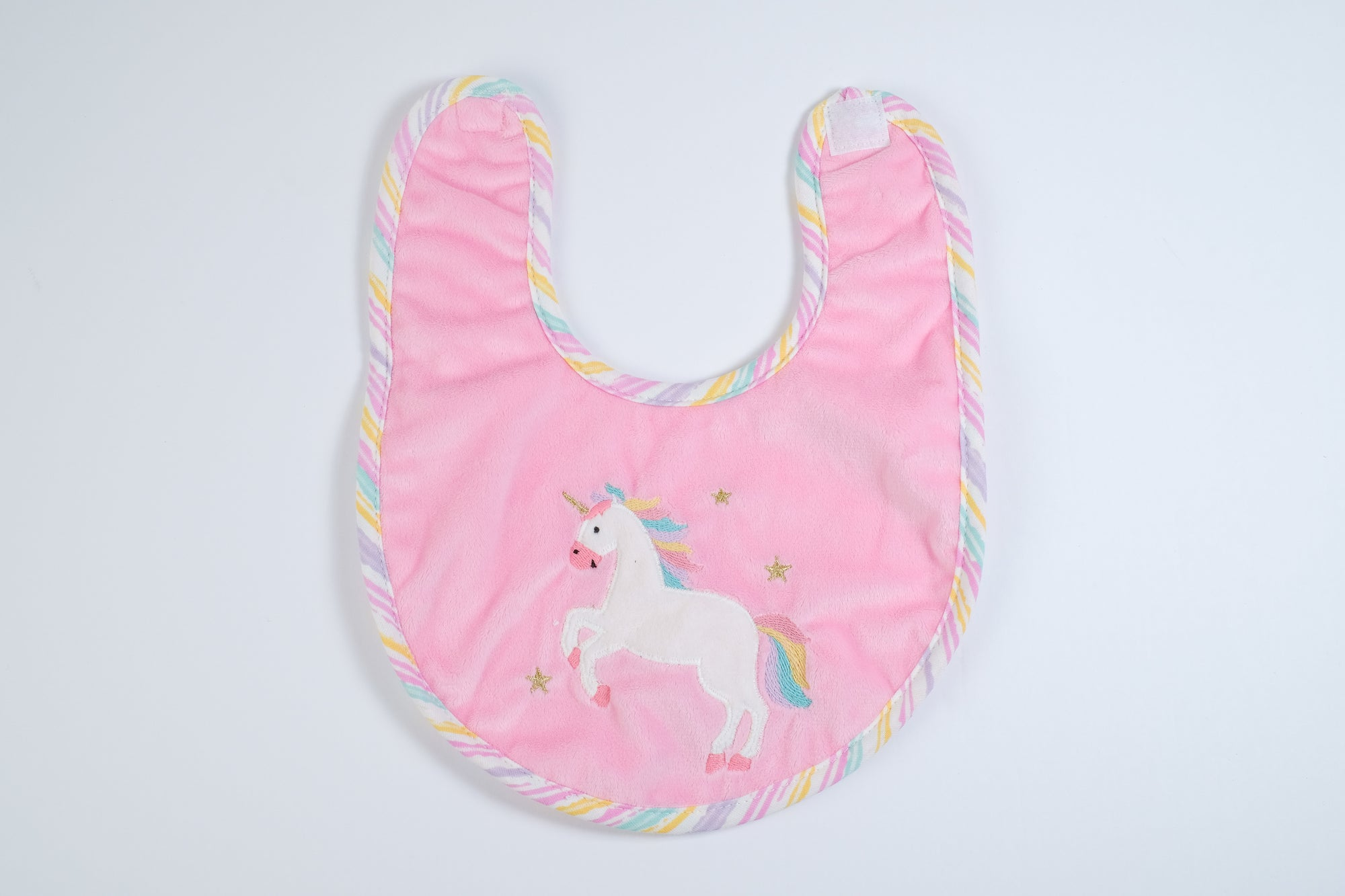 Trixie the Unicorn Bib