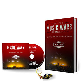 BUNDLE 2 Music Wars : The Sound of the Underground