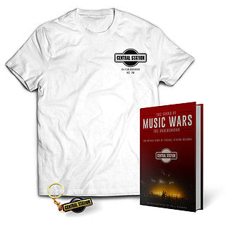 BUNDLE 3 Music Wars : The Sound of the Underground