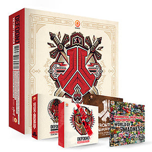 DEFQON.1 CD Bundle