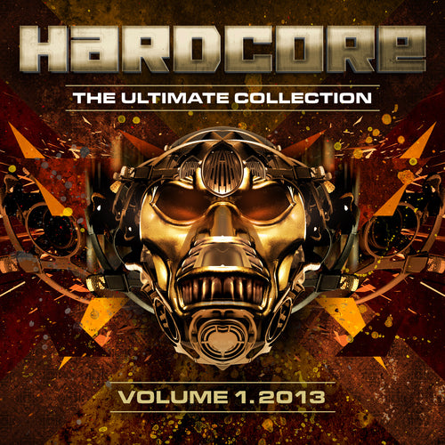 Hardcore The Ultimate Collection Vol. 1 2013