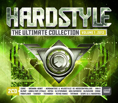 Hardstyle The Ultimate Collection volume 1 2013