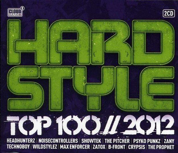 Hardstyle Top 100 2012