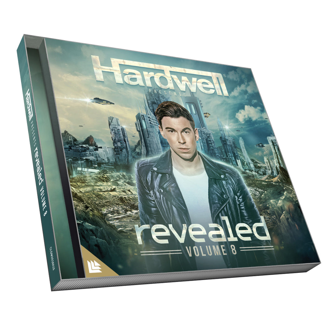 Hardwell Revealed Volume 8