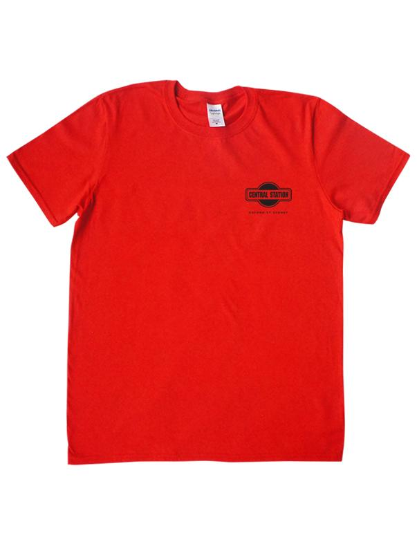 Central Station, Oxford St Sydney Tee (Other Colours Available)