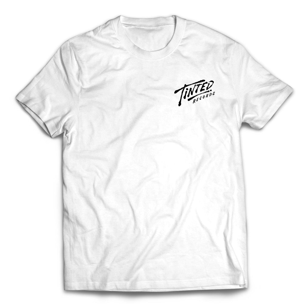 Tinted Logo T-Shirt (White)