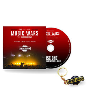 Music Wars : The Sound of the Underground CD